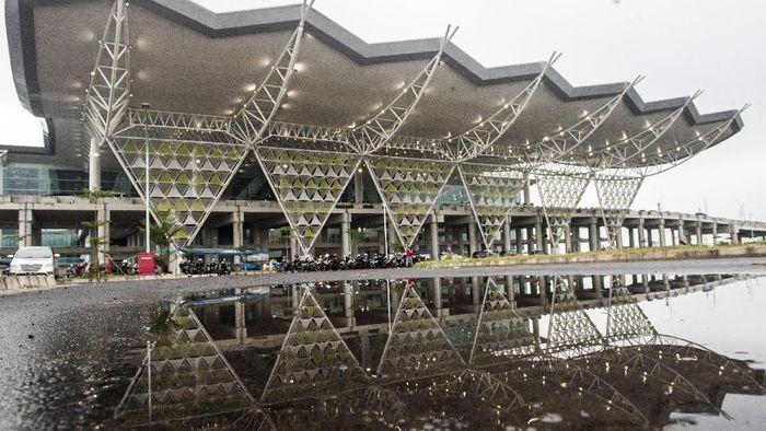 Melihat Kerennya Bandara Kertajati Foto: ANTARA FOTO/M Agung Rajasa.