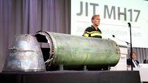 Rusia Tolak Serahkan 1 Tersangka Jatuhnya MH17 kepada Belanda