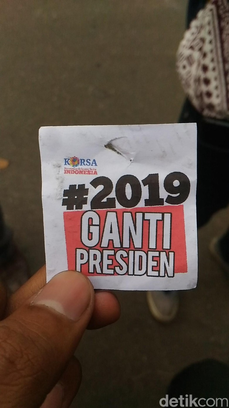 Polda Riau akan Tinjau Ulang Izin Deklarasi #2019GantiPresiden