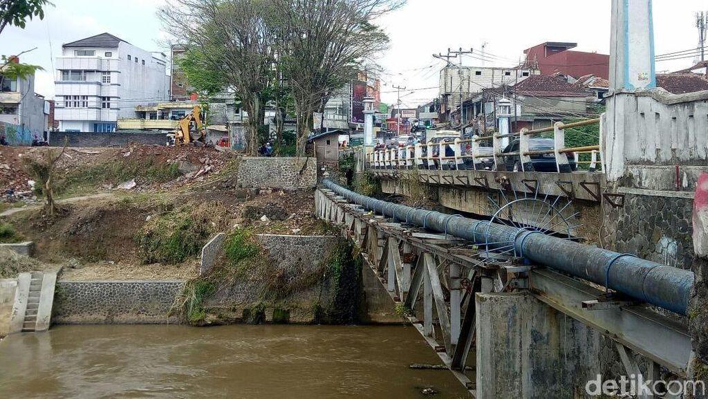 Lima Jembatan Dibangun di Garut, Ditargetkan Selesai Tahun Ini