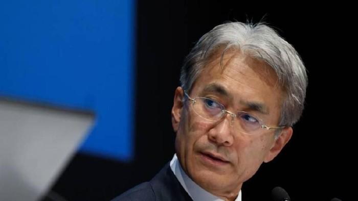CEO Sony, Kenichiro Yoshida. Foto: Twice