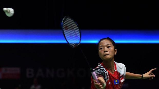 Fitriani akan menghadapi wakil Thailand Busanan Ongbamrungphan di babak final.