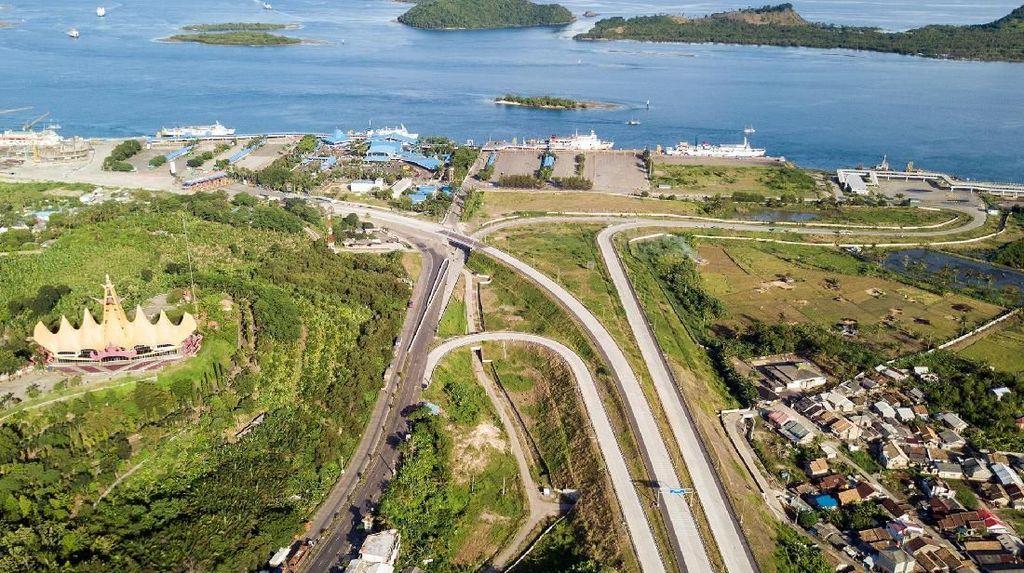 HK Buka 89,6 Km Tol Trans Sumatera Buat Mudik, Ini Rutenya