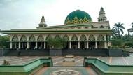 Foto: Ngabuburit Akhir Pekan, ke Masjid Agung Ciamis