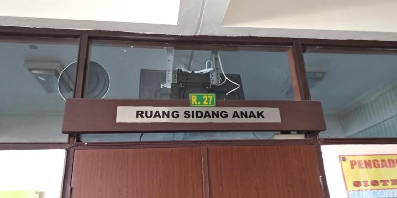 Sidang Kasus Video Porno Bocah-Perempuan Digelar di PN Bandung