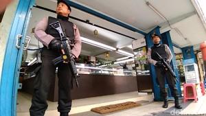 Pasca Bom, Pengamanan Toko Perhiasan Saat Ramadan Ditingkatkan
