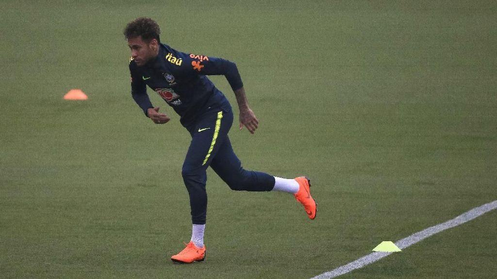 Neymar Perlahan Kembali ke Kondisi Terbaiknya
