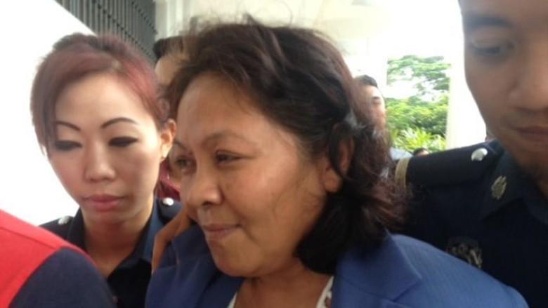 Maria Exposto Divonis Mati di Malaysia