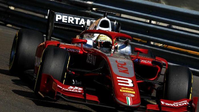 Sean Gelael start dari posisi ke-15 di feature race F2 Monako (dok.Sean Gelael)