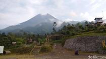 Gunung Merapi Erupsi, Kemenhub Minta Maskapai Waspada