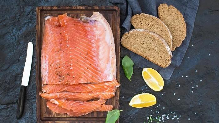Tahu alasan mengapa bangsa Skandinavia memiliki tubuh tinggi dan tegap serta panjang umur? Rahasianya ada di diet nordik yang mereka lakukan. Foto: ilustrasi/thinkstock