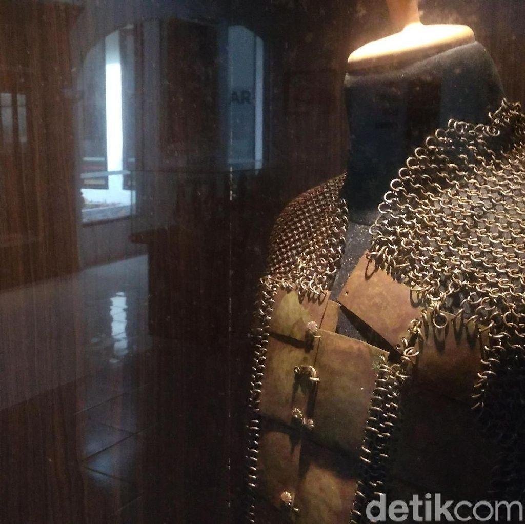 Kisah di Balik Gagahnya Baju Zirah Rampasan Tentara Portugis