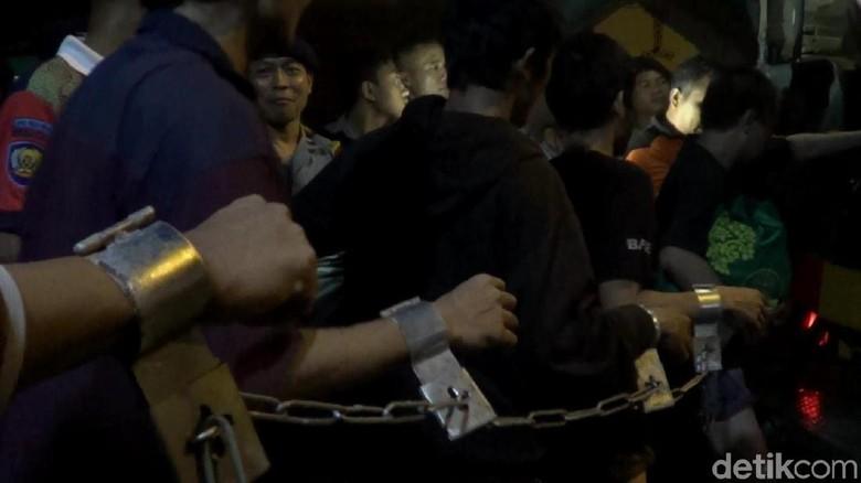 Rob Genangi Lapas Pekalongan, Tembok Roboh dan Napi Dievakuasi