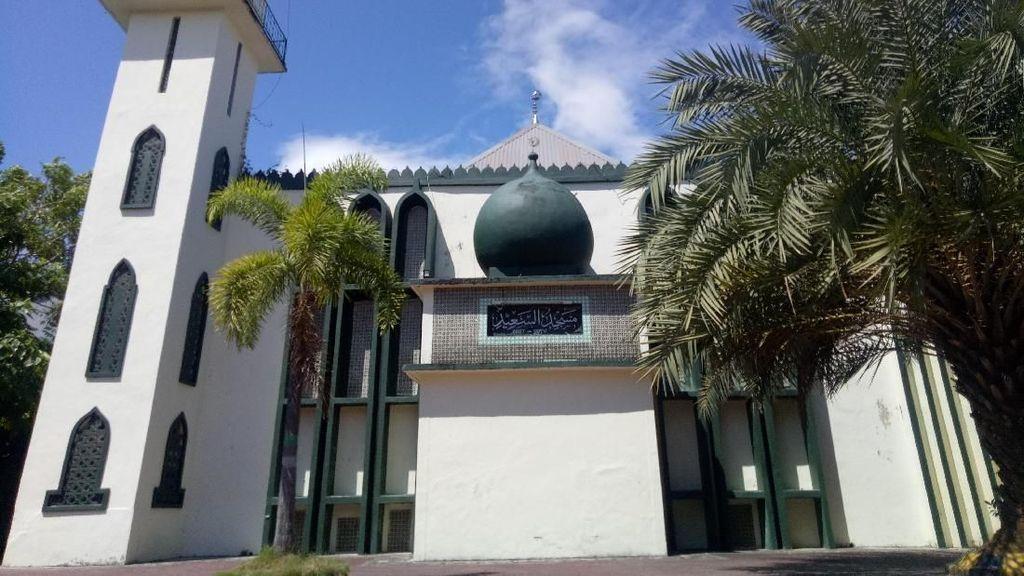 Berusia Seabad, Masjid di Makassar Ini Berada di Kawasan Pecinan