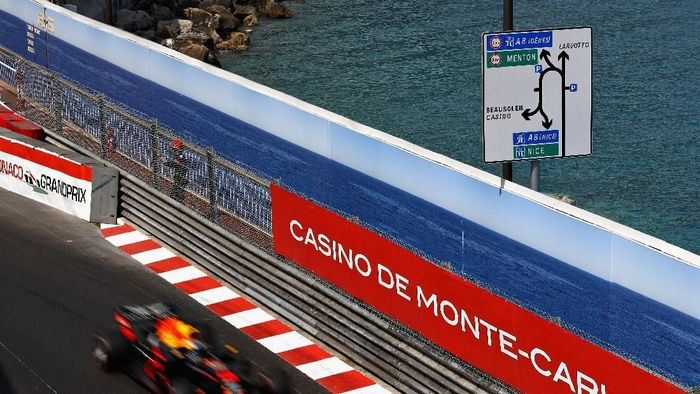 Free Practice 2 GP Monako