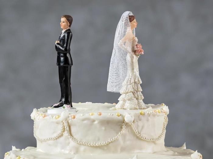 Ilustrasi perceraian. Foto: Thinkstock