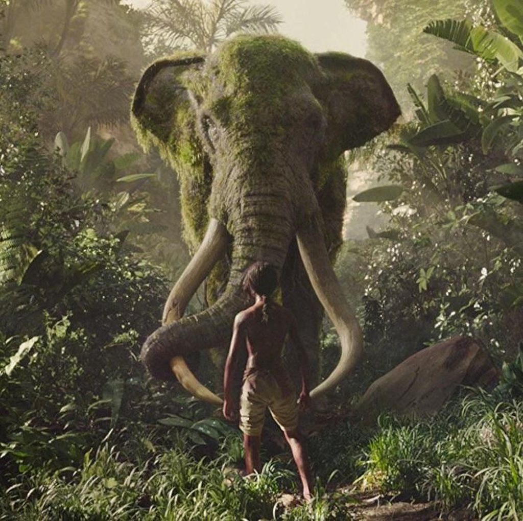 Beda Mowgli dan The Jungle Book Versi Disney