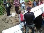 Pemakaman Bomber Dita Juga Tak Dihadiri Keluarga