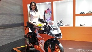 New Limited Version-New KTM RC 250 SE Makin Segar
