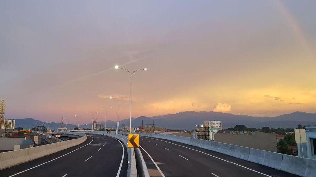 Tol Lingkar Luar Bogor bakal Tersambung Tol Desari
