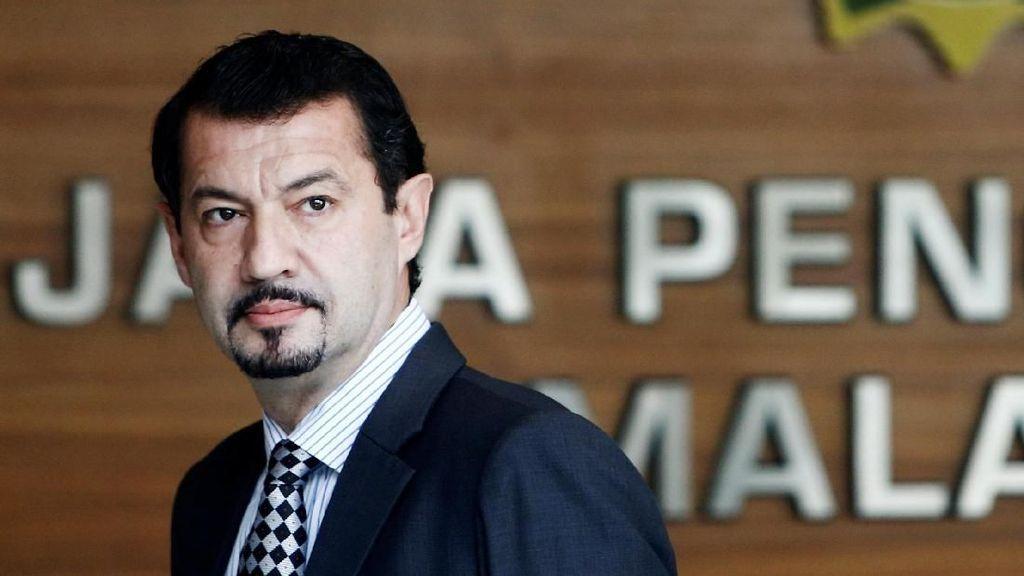 Xavier Justo, Whistleblower 1MDB Datangi Komisi Antikorupsi