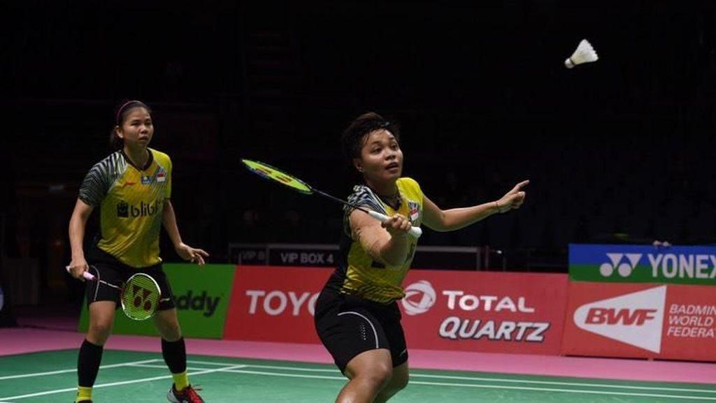 Greysia/Apriyani Menang, Indonesia vs Thailand 1-1