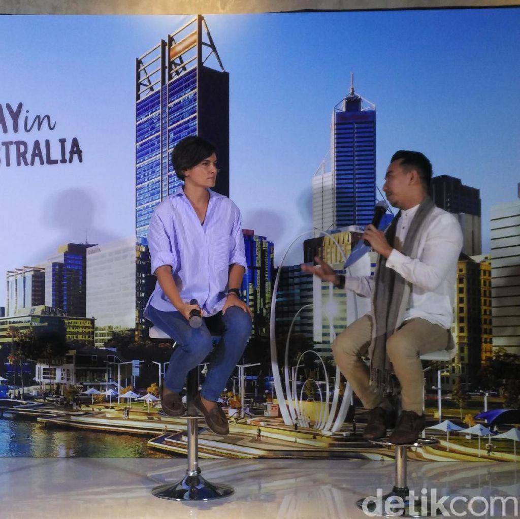 Ini yang Bikin Gemala Hanafiah Betah di Western Australia