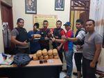 1 Penyelundup Ganja di Aceh Ditangkap, 3 Rekannya Kabur ke Hutan