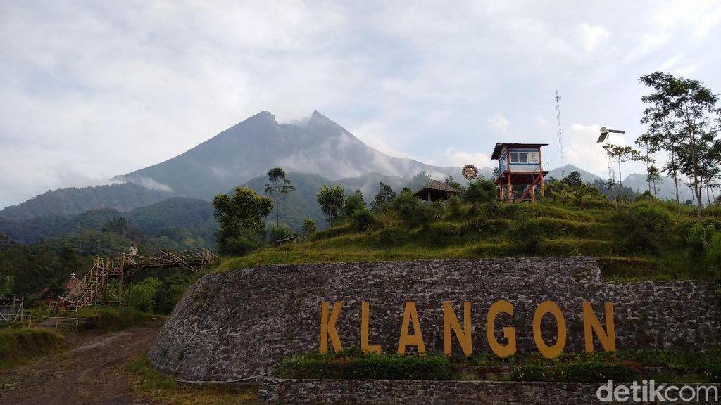 Mulai Hari Ini, Objek Wisata di TN Gunung Merapi Kembali Dibuka
