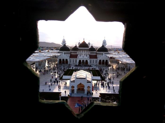 masjid raya aceh