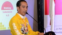 Jokowi: Inggris Vs Kroasia Sangat Bagus, tapi Jagoan Saya PSSI