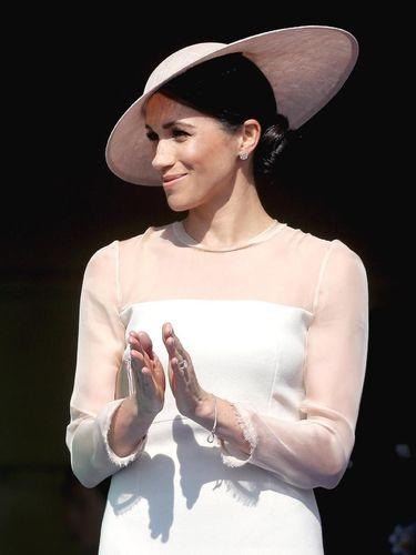 Meghan Markle Wanita Paling Berpengaruh di Inggris, Kalahkan Ratu Elizabeth