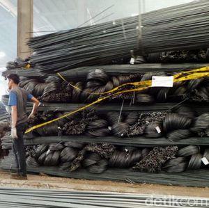 Krakatau Steel Kalang Kabut Gara-gara Baja Non SNI