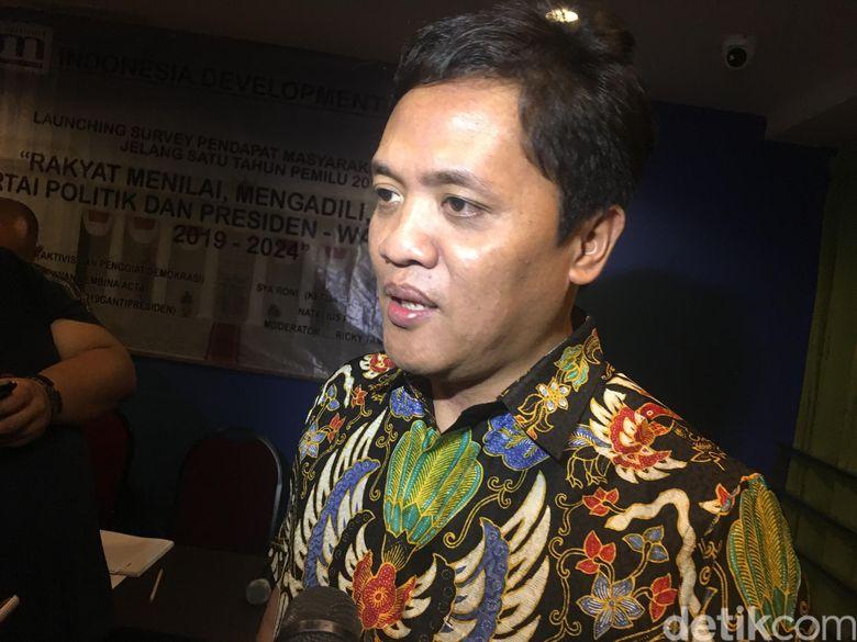 Salat Jumat, Habiburokhman Berdoa Abdul Somad Cawapres Prabowo