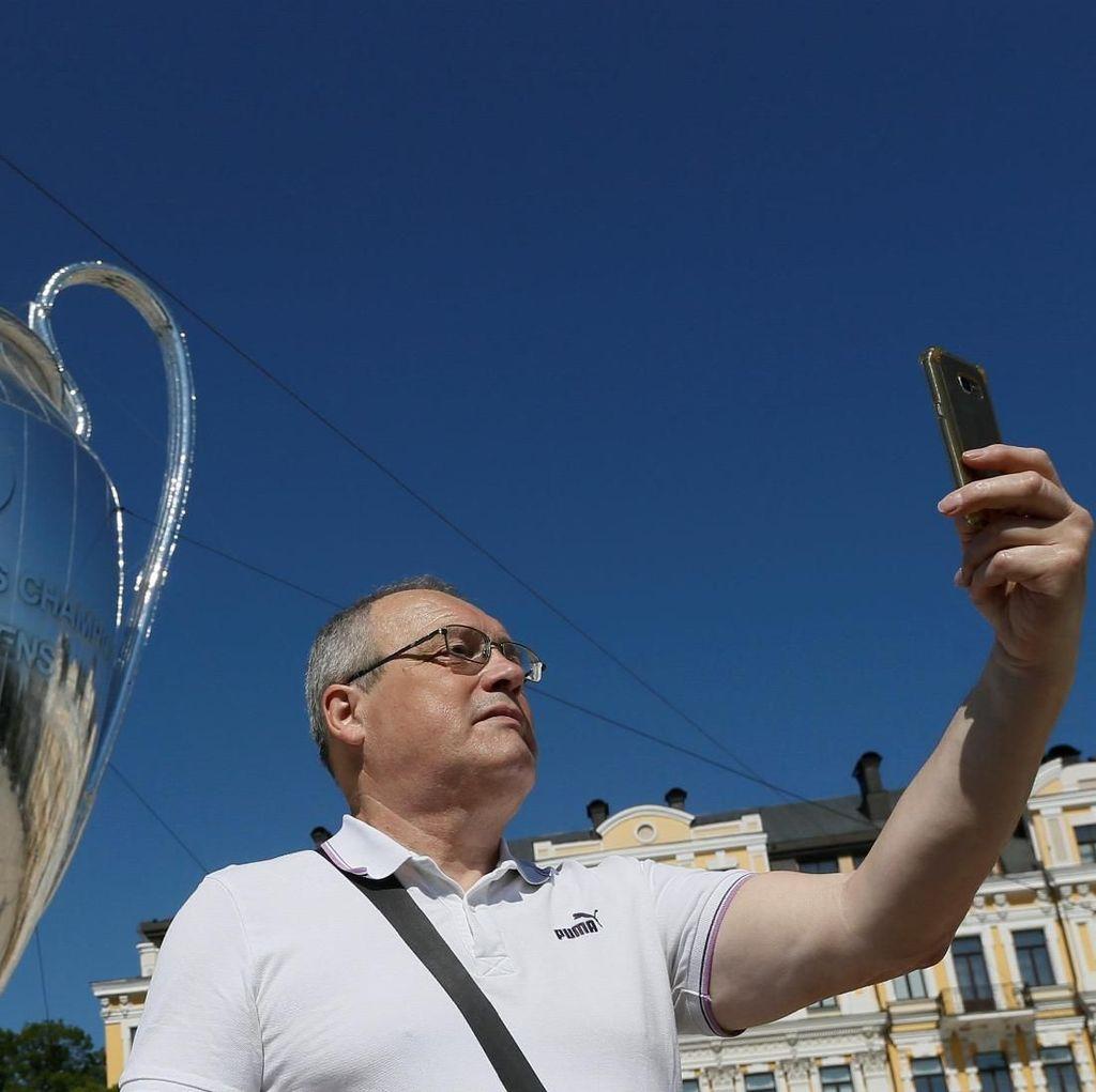 Kiev Menyambut Final Liga Champions