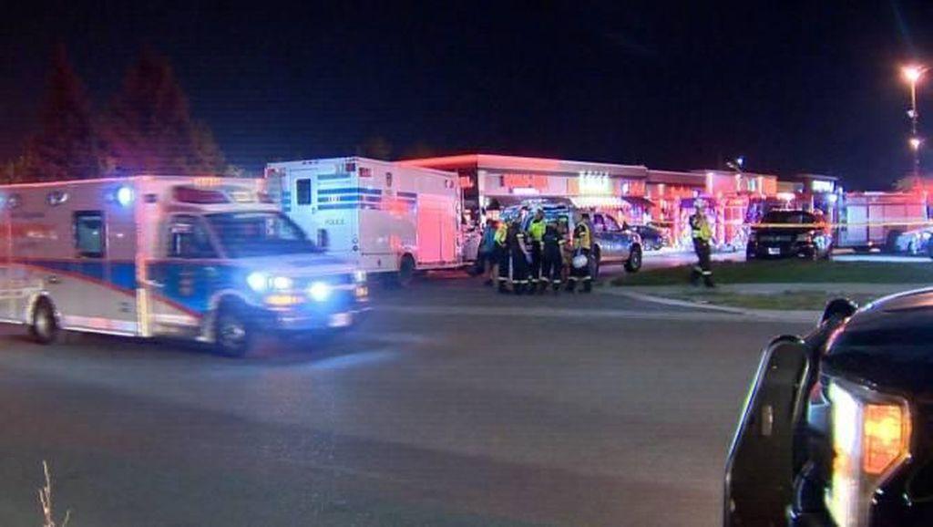 Bom Meledak di Restoran Kanada, 15 Orang Luka