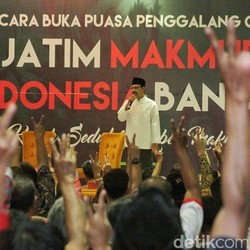 Relawan Pendukung Jokowi Satukan Dukungan untuk Gus Ipul-Puti