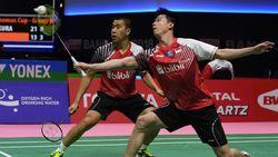 Jadwal Pertandingan Indonesia di Semifinal Piala Thomas 2018