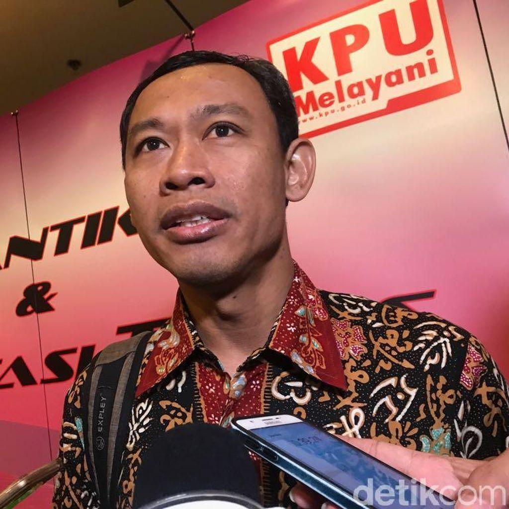 KPU: Surat Suara Pemilu Mulai Diproduksi Januari 2019