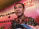 KPU soal Tommy Pernah Dibui 10 Tahun: Harus Diumumkan di Media