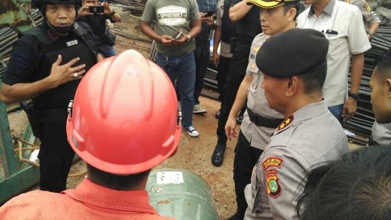 Sempat Ditutup saat Ada Ledakan, Lalin di Depan PN Jaksel Dibuka