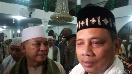 Satgas Nusantara Imbau Masjid Tak Disusupi Ceramah Provokatif
