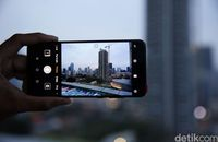 Huawei P20 Pro disebut sebagai ponsel impian fotografer.