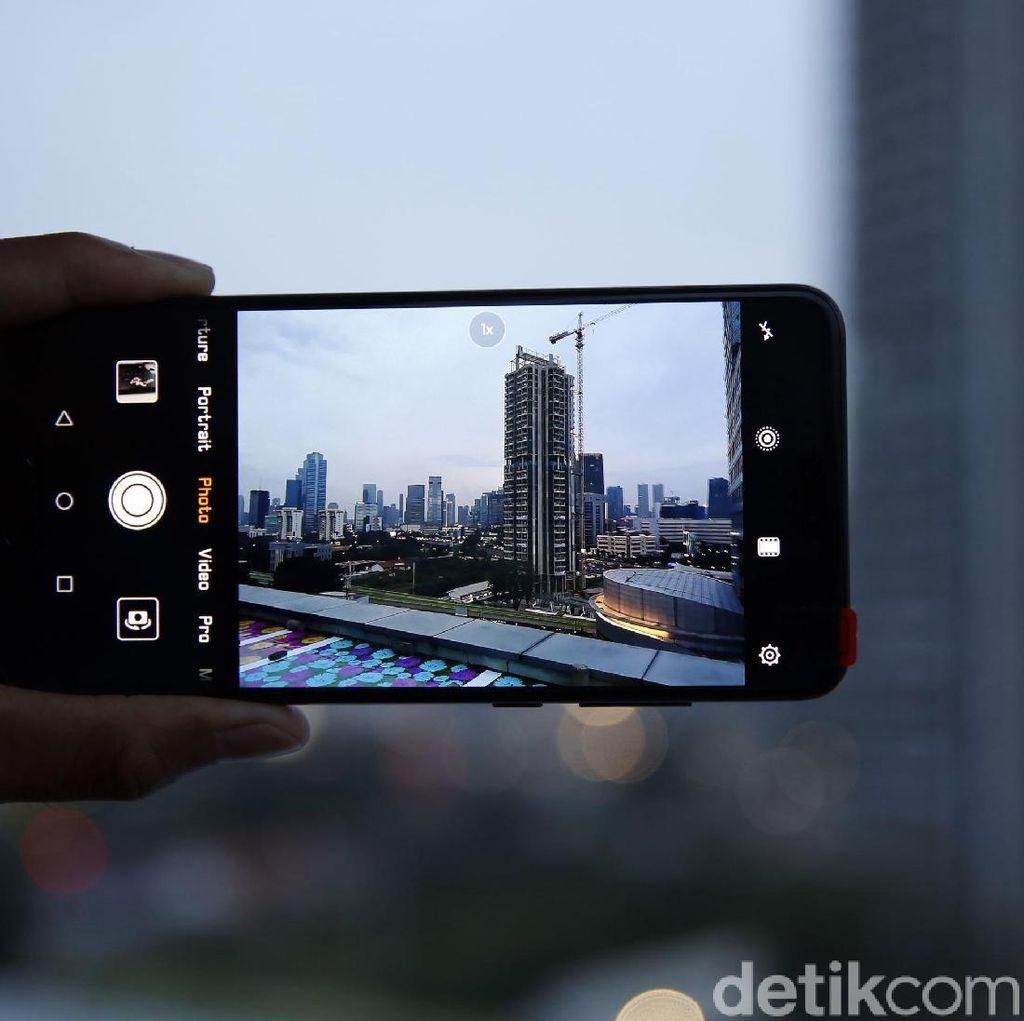 Review 3 Kamera Leica Ponsel Huawei P20 Pro