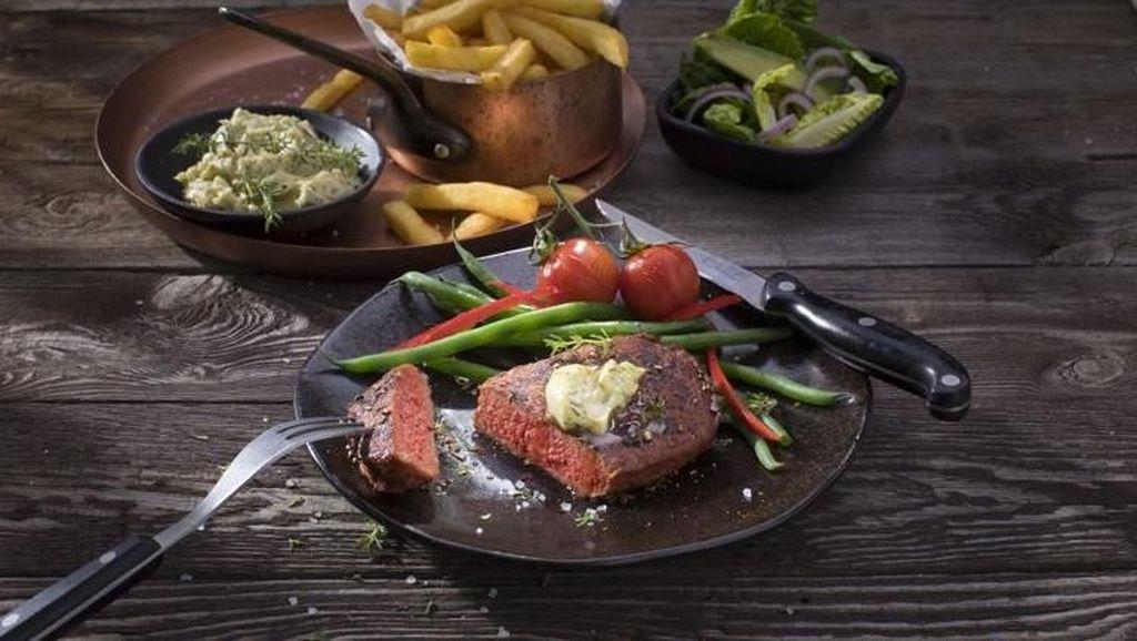 Steak Vegan Pertama di Dunia Ini Rasanya Diklaim Persis Daging Asli