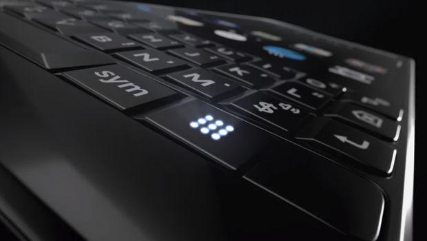BlackBerry Key2 Bawa Kamera Ganda