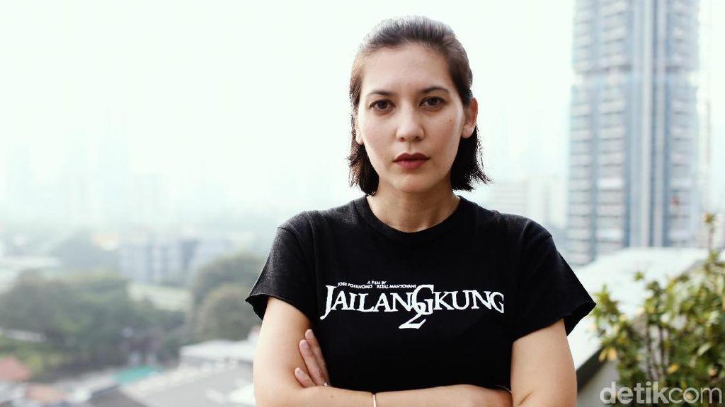 Karakter Hannah Al Rashid Jadi Benang Merah di Jailangkung 2