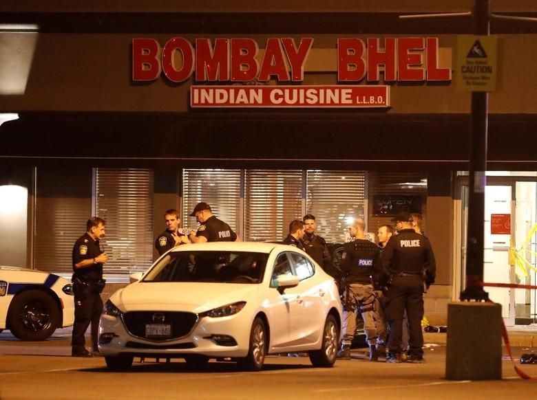 Polisi Masih Buru 2 Tersangka Ledakan di Restoran Kanada