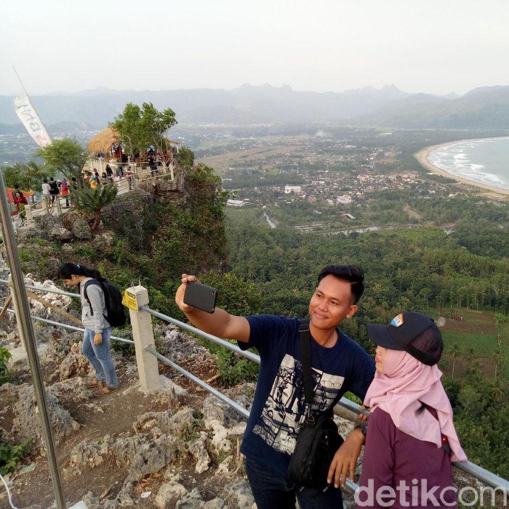 Begini Serunya Ngabuburit 3 in 1 di Sentono Gentong Pacitan