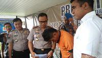 Rilis kasus oleh Polres Metro Tangerang